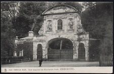 Postcard - Hertfordshire - Old Temple Bar, Cheshnut