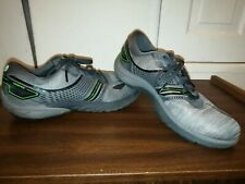 Brooks Mens Size 9.5 Pure Cadence 6 Gray Running Shoes - No Insoles EUC