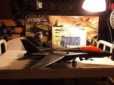 G.I. Joe 50th SILENT STRIKE Skystryker COMPLETE NO FIGURE