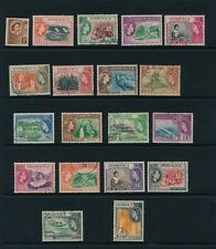 Dominica 1969 SG 238-52 used