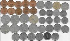 Old World Coins Dealer Lot: 40 United Arab Emirates 5 & 50 Fils, 1 Dirham Types