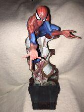 Sideshow Spider-Man Statue J. Scott Campbell Comiquette Exclusive 545/1750