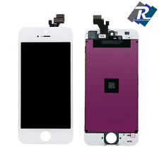 TOUCH SCREEN VETRO SCHERMO + LCD Display Assemblato PER iPhone 5 5G Bianco