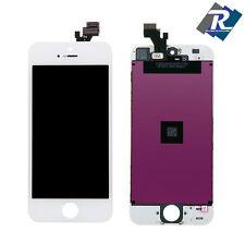 TOUCH SCREEN VETRO SCHERMO + LCD Display Assemblato PER iPhone 5 5G Bianco