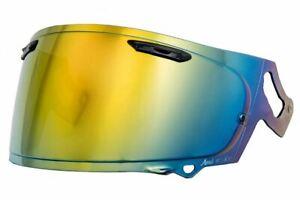 Arai Visor shield genuine mirror GOLD smoke VAS-V Pinlock RX-7X corsair-x RX-7V