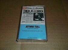 Jethro Tull - Thick As A Brick - (Cassette)