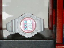 Pre Owned White Digital Sports Watch