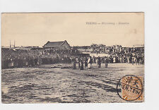 CHINA-STAMPS...{later Qing Dynasty Execution postcard with stamp}...FINE.USED