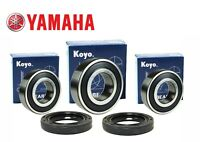 Rear Wheel Bearings & Seals for Yamaha XJR1300 2002-2003 JAPANESE