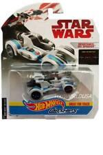 2017 Hot Wheels Star Wars Carships The Last Jedi Resistance Ski Speeder