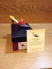 Raine Just the Right Shoe Coa Box Passion's Flame 25152