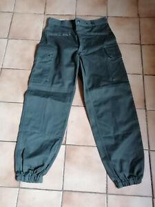 pantalon de treillis de combat  F2 satain 300/ Vintage Armée de l'Air  taille M