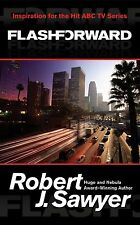 FLASHFORWARD Robert J. Sawyer signed trade paperback