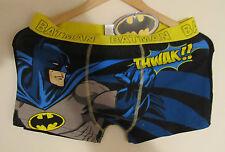 Batman Boxer Shorts Size L Cotton New with Tags