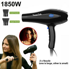 Hair Blow Dryer Compact Travel Blower Professional Cool Styling Tool Home Use OJ