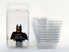 MINI BLISTER CASE LOT OF 10 Action Figure Display Protective Clamshell X-SMALL
