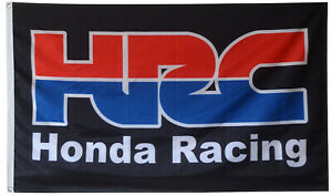 Honda Racing HRC Flag Banner 3X5Feet