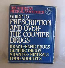 Guide to Prescription & Over-the-Counter Drugs- Brand-Name- Generic - FREE SHPG