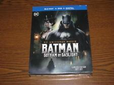 Batman: Gotham by Gaslight (Blu-ray/DVD, 2018, Includes Digital Copy)