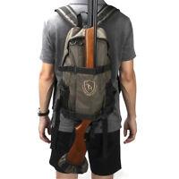 Tourbon Deer Hunting Backpack Sling DayPack Carry Rifle Shotgun Molle Bag in AU