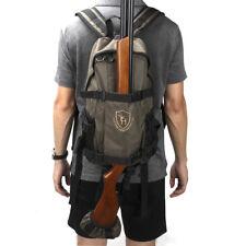 Tourbon Hunting Gun Sling Backpack Back Pack Carrying Rifle Shotgun Gun Bag NEW
