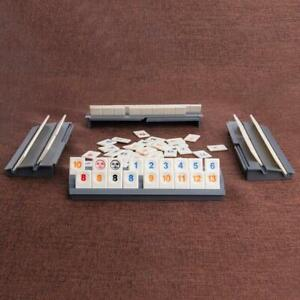 The Original Digital Board Game Israel Mahjong Rummikub 106 Tiles Family Travel