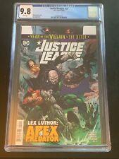 Justice League #28 CGC 9.8-NM-1st Print-James Tynion IV-Javi Fernandez-DC Comics