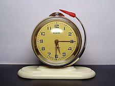 Vintage SPACE Slava Alarm Clock USSR