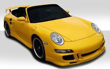 1999-2004 Porsche 996 997 Duraflex GT-3 RS Front End Conversion Kit-4PC Body Kit