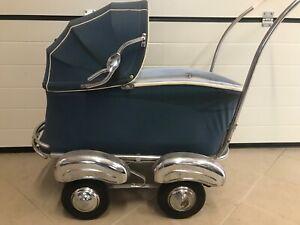 Alter Kinderwagen aus den 50er/60er Jahren aus Sammlungsauflösung!