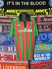 4.5/5 Glentoran boys 13 years 158cm away football shirt jersey trikot