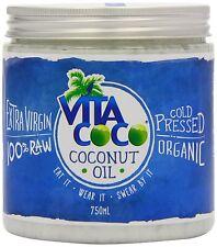 Vita Coco Extra Virgin Organic Coconut Oil 750ml