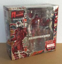 KAIYODO Figure Complex Amazing Yamaguchi No.008 Carnage Action Figure Marvel
