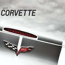 2013 Z06 CORVETTE LS7 - DEALER BOOK BROCHURE - C6 CHEVROLET - 13 ZO6 427 - NEW