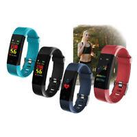 "AKAI K-FIT 60 Smartwatch Fitness Orologio Smart Multifunzione 1.0"" LCD"