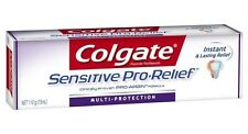 Colgate Toothpaste Sensitive Pro Relief Enamel 110g OzHealthExperts