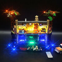 LED Light Lighting Kit ONLY For LEGO 75810 Stranger Things The Upside Down