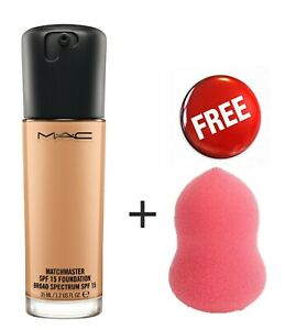 MAC Matchmaster SPF15 FOUNDATION 35ML Choose Your Shade NC 15 20 25 30 35 40