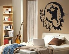 Street Style Skater - highest quality wall decal sticker