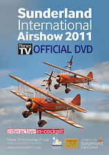 Sunderland International Airshow 2011 Official DVD Aircraft Aviation Planes