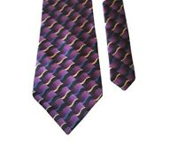 Boulevard Club Design Classy 100% Silk Fashion Men's Neck Tie Ties