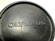 Olympus OM 49mm Lens front cap for 28mm f3.5 50mm f1.4 OM lens Genuine OEM