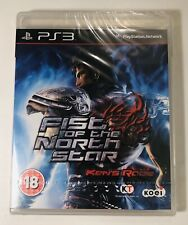 FIST OF THE NORTH STAR KEN'S RAGE PS3 BRAND NEW SEALED. U.K. GAME. PlayStation