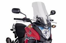 Puig Touring Windscreen Smoke #6480H Honda CB500X/CB500X ABS 30-1869 561-06480S