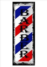 Vintage Style Barber Shop Sign Barbers Retro Style Sign Kitchen Sign