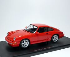 Porsche 911 Carrera RS 964 Coupe 1992 rot red rouge rosso röd AUTOart 77891 1:18