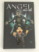 Angel Smile Time Graphic Novel Hard Cover