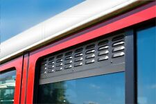 Land Rover Defender 110: Station Wagon 2nd Row Door Window Vents (set of 2)