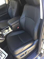 2015 2016 2017 Toyota 4Runner SR5 3 Row Katzkin Leather Seat Replacement Covers