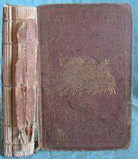 1875 Antique Herbal Medicine Manual; The Complete Herbalist; Pharmacy Herbs